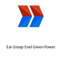Ear Group Enel Green Power