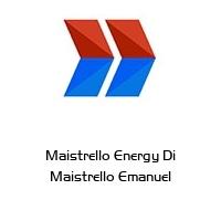 Maistrello Energy Di Maistrello Emanuel