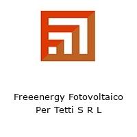 Freeenergy Fotovoltaico Per Tetti S R L