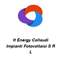 It Energy Collaudi Impianti Fotovoltaici S R L