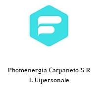 Photoenergia Carpaneto S R L Uipersonale