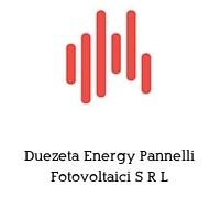 Duezeta Energy Pannelli Fotovoltaici S R L