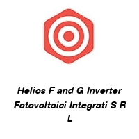 Helios F and G Inverter Fotovoltaici Integrati S R L