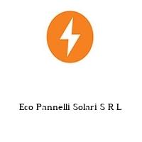 Eco Pannelli Solari S R L