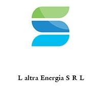 L altra Energia S R L