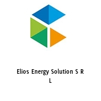 Elios Energy Solution S R L