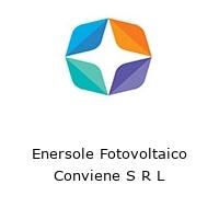 Enersole Fotovoltaico Conviene S R L