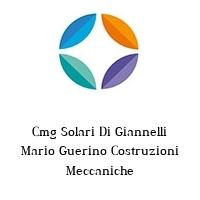 Cmg Solari Di Giannelli Mario Guerino Costruzioni Meccaniche