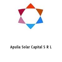Apulia Solar Capital S R L