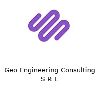 Geo Engineering Consulting S R L