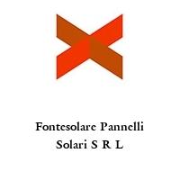 Fontesolare Pannelli Solari S R L