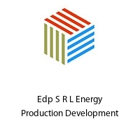 Edp S R L Energy Production Development
