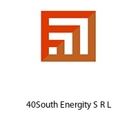 40South Energity S R L