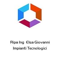 Ripa Ing  Elsa Giovanni Impianti Tecnologici