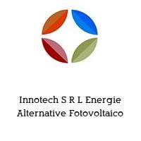 Innotech S R L Energie Alternative Fotovoltaico
