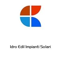 Idro Edil Impianti Solari