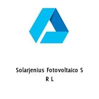 Solarjenius Fotovoltaico S R L