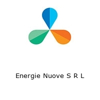 Energie Nuove S R L
