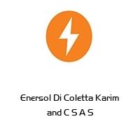 Enersol Di Coletta Karim and C S A S
