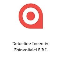Detecline Incentivi Fotovoltaici S R L