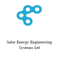 Solar Energy Engineering Systems Ltd