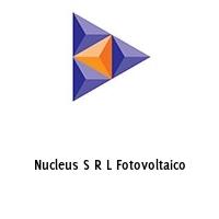 Nucleus S R L Fotovoltaico