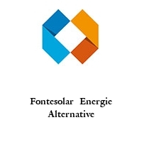 Fontesolar  Energie Alternative