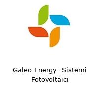 Galeo Energy  Sistemi Fotovoltaici