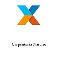 Carpenteria Narciso