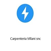 Carpenteria Villani snc