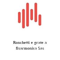 Ronchetti e grate a fisarmonica Sas