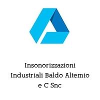 Insonorizzazioni Industriali Baldo Altemio e C Snc