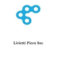 Livietti Piero Snc