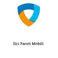 Siri Pareti Mobili