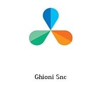 Ghioni Snc