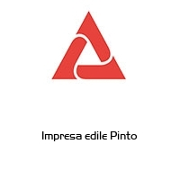 Impresa edile Pinto
