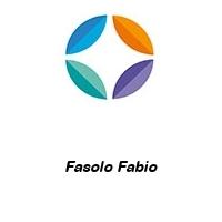 Fasolo Fabio