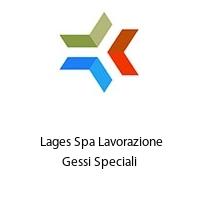 Lages Spa Lavorazione Gessi Speciali