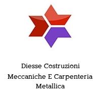 Diesse Costruzioni Meccaniche E Carpenteria Metallica
