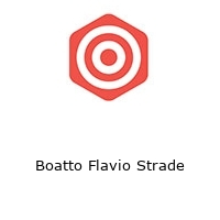 Boatto Flavio Strade