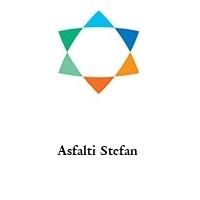 Asfalti Stefan