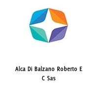 Alca Di Balzano Roberto E C Sas