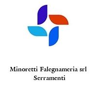 Minoretti Falegnameria srl  Serramenti