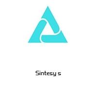 Sintesy s