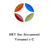 SRV Snc Serramenti Vavassori e C