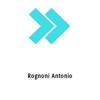 Rognoni Antonio