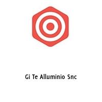 Gi Te Alluminio Snc