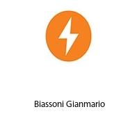 Biassoni Gianmario