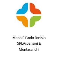Mario E Paolo Bosisio SRLAscensori E Montacarichi