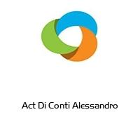 Act Di Conti Alessandro